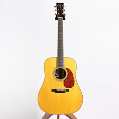 Preston Thompson D-BA 42 Deluxe Acoustic Guitar, 5A Brazilian Rosewood & Adirondack Spruce - Pre-Owned