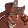 B&G Little Sister Private Build Proper Copper Electric Guitar, Maple & Mahogany - Pre-Owned