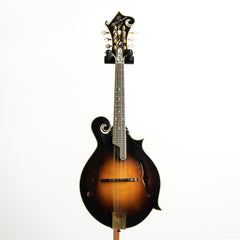 Monroe Instruments Bill Monroe F5 Mandolin, Carved Spruce & Carved Flamed Maple - Pre-Owned