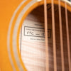 Santa Cruz FTC Acoustic Guitar, 2020 NAMM Special, Flamed Maple & European Spruce