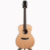 Goodall Grand Concert Acoustic Guitar, AAA Curly Maple & Master Grade Red Cedar
