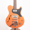 Nik Huber Surfmeister Bigsby Electric Guitar, Worn Copper