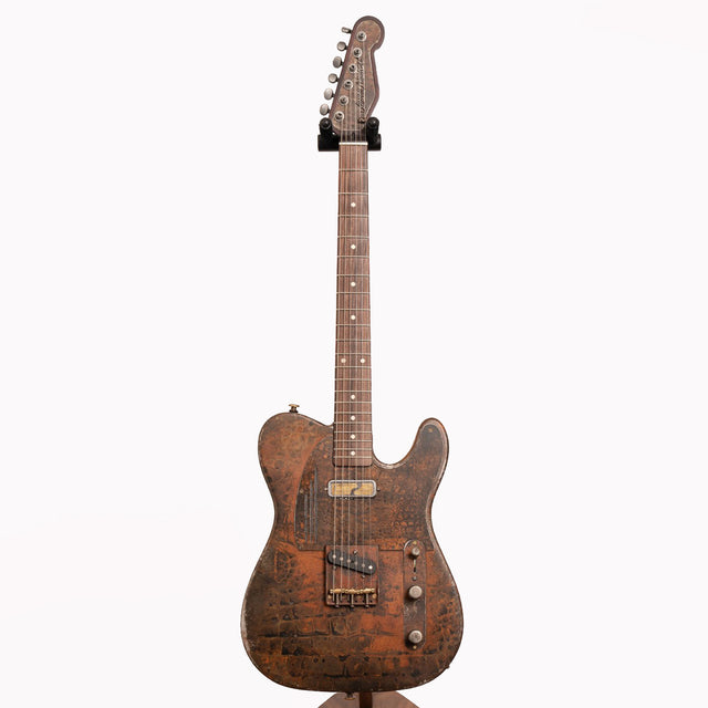 James Trussart SteelCaster, Rust O'Matic