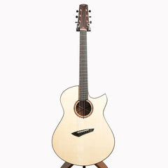 Bashkin Multi-Scale SJ Cutaway Acoustic Guitar