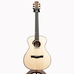 Taran Guitars The Taran Acoustic Guitar, Macassar Ebony & Swiss Moon Spruce