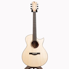 Gerber Guitars Model RL15+ Acoustic Guitar - Claro Walnut & Master Swiss Moon Spruce