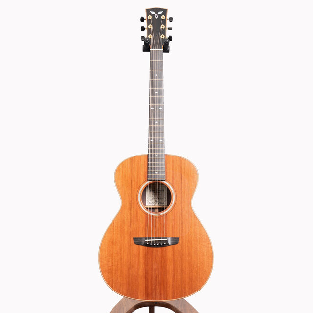 Goodall Grand Concert Acoustic Guitar, East Indian Rosewood & Master Redwood