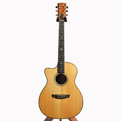Goodall Custom LH Acoustic Guitar, AAAA Koa & Master Grade German Spruce - Pre-Owned