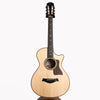 Taylor 712c Acoustic Guitar, Indian rosewood & Lutz Spruce - Pre-Owned