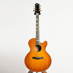 Santa Cruz Custom FTC Acoustic Guitar, Cedar & Mahogany