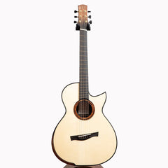Taran Guitars Tirga Mhor Fan Fret Acoustic Guitar, Malaysian Blackwood & Swiss Moon Spruce
