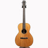Santa Cruz H13 Custom Acoustic Guitar, White Ebony & Torrefied Sitka Spruce