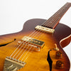 B&G Little Sister Private Build Matte Finish Electric Guitar, Tobacco Burst Non-Cutaway, P90s #890