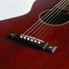B&G Caletta Private Build Acoustic Guitar #021, All-Mahogany [Introductory Offer]