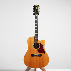 Gibson Songwriter Deluxe Custom Acoustic Guitar, Indian Rosewood & Sitka Spruce - Pre-Owned