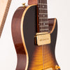 B&G Guitars Little Sister Crossroads Cutaway Electric Guitar, #110 Tobacco Burst