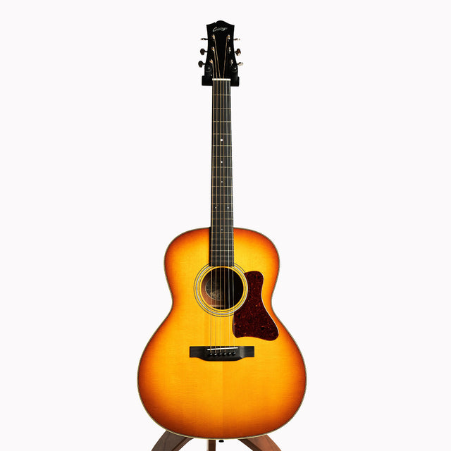 Collings C-100 Acoustic Guitar, Sitka Spruce & Honduran Mahogany with Sunburst Finish -