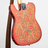 Fender Custom Shop Dennis Galuszka Masterbuilt '68 Telecaster Electric Guitar, Paisley Relic - Pre-Owned