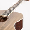 Santa Cruz Custom OM Acoustic Guitar, Quilted Sapele & Ancient Sitka Spruce