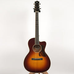 Collings C10 Deluxe Cutaway Custom Acoustic Guitar, Mahogany & Adirondack Spruce - Pre-Owned