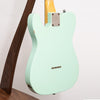 Macmull T-Classic Electric Guitar, Surf Green