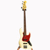 Fender Jazz Reissue Electric Bass, Vintage White - Pre-Owned