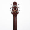 Rick Turner Model 1 Special C Electric Guitar, Burgundy Satin