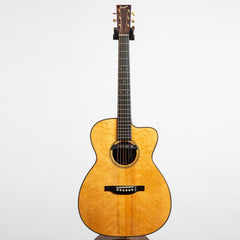Bourgeois Swan Soloist Cutaway Acoustic Guitar, Brazillian Rosewood & European Spruce - Pre-Owned