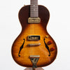 B&G Guitars Little Sister Crossroads Non Cutaway Electric Guitar, #156 Tobacco Burst