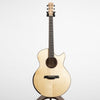 Maestro Original Series Le Raffles FM CSB AU Acoustic Guitar, Flamed Maple & Adirondack Spruce