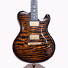 Nik Huber Redwood Electric Guitar, Tiger Eye
