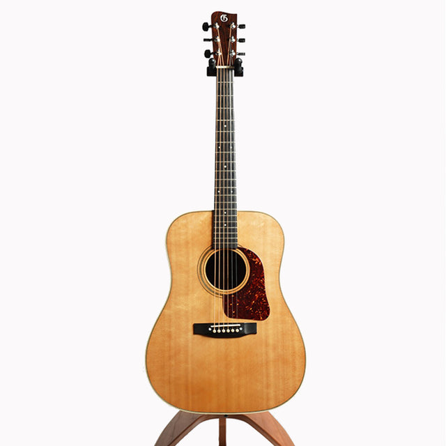 Gallagher G-65 Acoustic Guitar, Indian Rosewood & Sitka Spruce - Pre-Owned