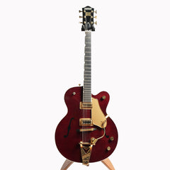 Gretsch 6122 Nashville Classic Electric Guitar, Burgundy - Pre-Owned