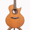 Beauregard SJ Cutaway Acoustic Guitar, Pernambuco & Redwood