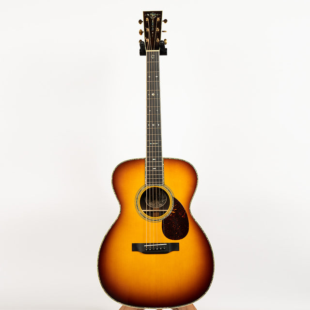 Collings OM-42 SS SB Acoustic Guitar, Brazilian Rosewood & Adirondack Spruce - Pre-Owned