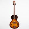 B&G Guitars Little Sister Crossroads Non Cutaway Electric Guitar, #229 Tobacco Burst