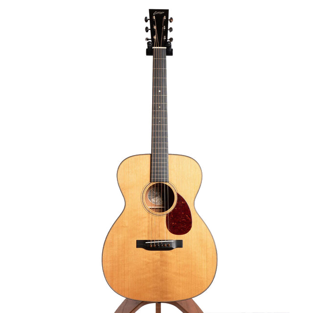 Collings OM-1A Traditional Acoustic Guitar, Honduran Mahogany & Torrefied Adirondack Spruce