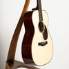 Santa Cruz Custom OM Acoustic Guitar, Moon Spruce & Cocobolo