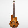 B&G Guitars Little Sister Crossroads 5A Cutaway Electric Guitar, #219 Honey Burst