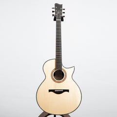 Pellerin Small Jumbo CW No.200 Acoustic Guitar, Brazilian Rosewood and Adirondack Spruce