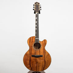 Santa Cruz F 101 Acoustic Guitar, All Koa - Pre-Owned