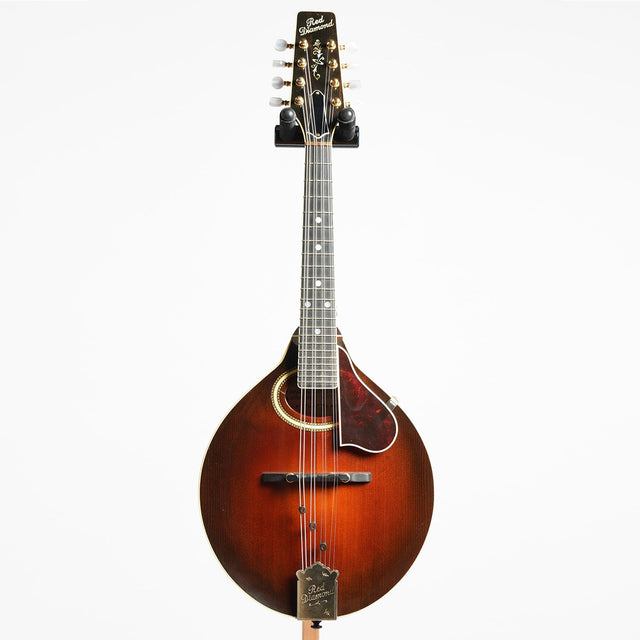 Red Diamond Oval A Mandolin - Pre-Owned