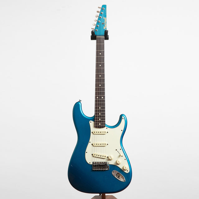 Macmull Private Stock S-Classic Electric Guitar, Lake Placid Blue