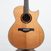 Pellerin Guitars Grand Auditorium CW Prestige Custom Shop Acoustic Guitar, Siamese Rosewood & Western Red Cedar