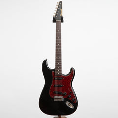 Macmull Diamond Superlight S-Classic Electric Guitar, Black