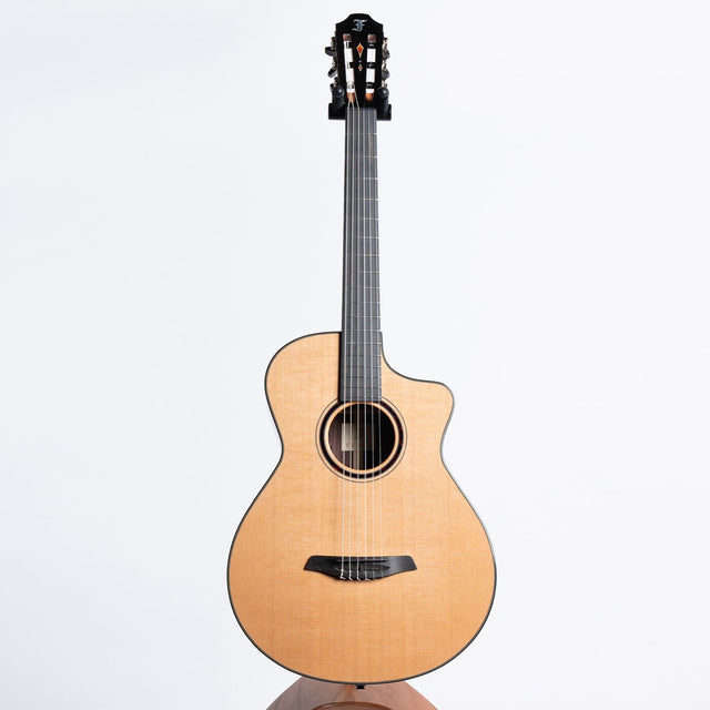 Furch Grand Nylon GNc 4-CR Acoustic Guitar, AA Grade Indian Rosewood & AAA Grade Western Red Cedar