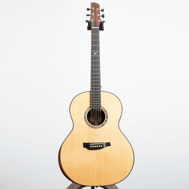 Wren Concert Model Acoustic Guitar, Old Growth Indian Rosewood & Master Grade Lutz Spruce - Pre-Owned