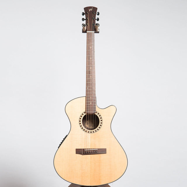Andrew White Cybele 112 Electro Acoustic Guitar, Natural