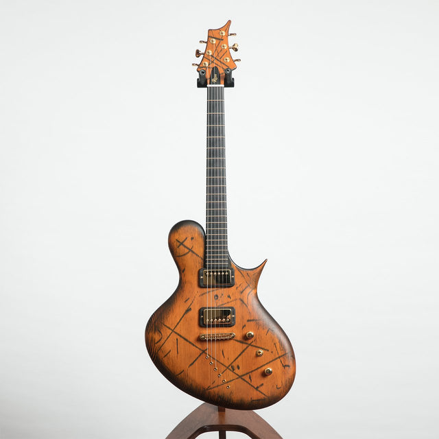 Ritter Instruments Porsch Electric Guitar, 'The Early Dream'