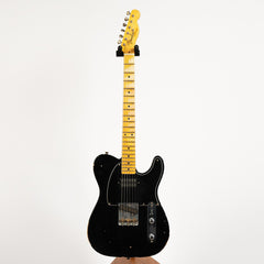 Fender Custom Shop '52 Telecaster Electric Guitar, Black Relic - Pre-owned